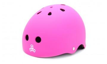 Bébé et Enfants Bike / Multi-Sport coccinelle Style Hardshell Casque de sécurité-rose.