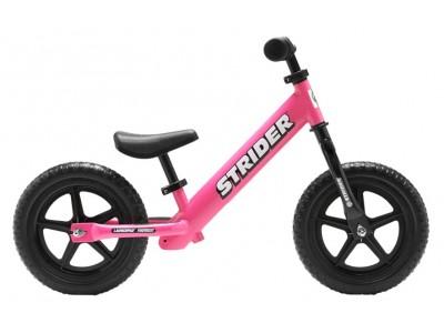 Fille's Strider 12 Sport Bicyclette sans équilibre de la pédale - rose